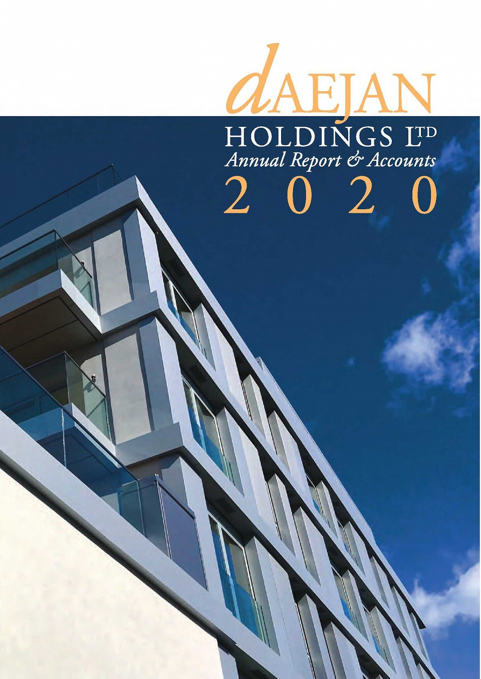 View our Annual Report & Accounts 2020