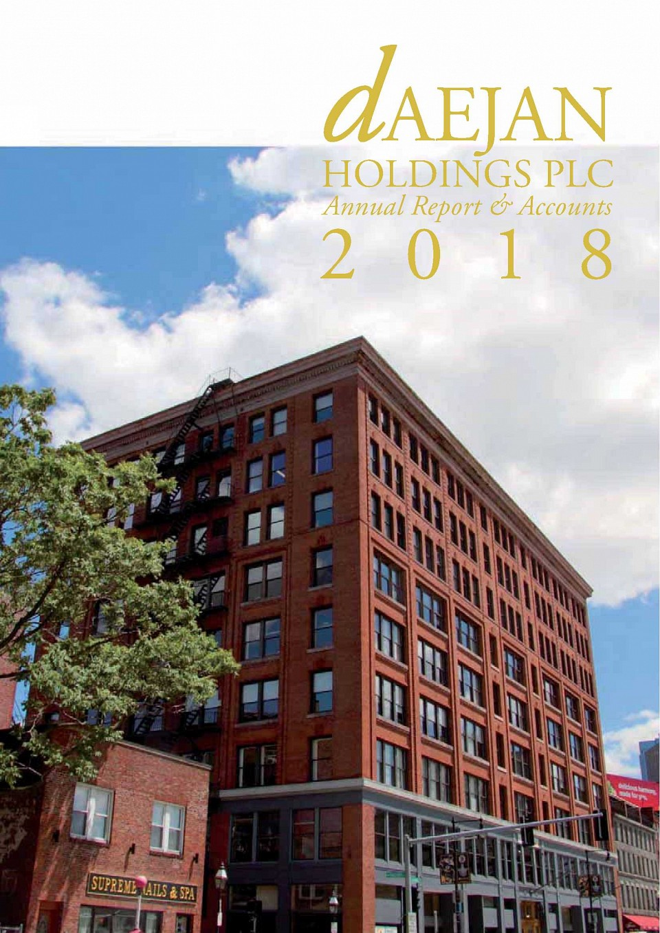 View our Annual Report & Accounts 2018